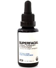 PLANT Apothecary Superfacial Organic Superlight Oil Moisturizer For Oily & Acne-Prone Skin