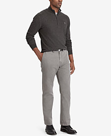 Polo Ralph Lauren Men's Big & Tall Classic-Fit Cotton Chinos