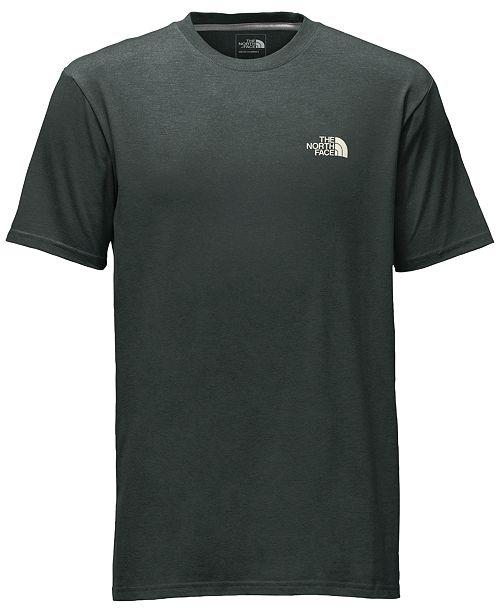 39ad20748 The North Face Men's FlashDry T-Shirt & Reviews - T-Shirts - Men ...