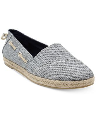 Nautica Women's Rudder Espadrille Flats Women's Shoes
