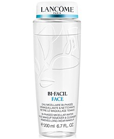 Bi-Facil Face Bi-Phased Micellar Water, 6.7-oz.