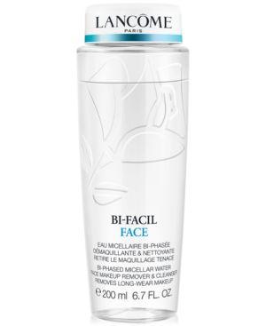 Lancome Bi-Facil Face Bi-Phased Micellar Water, 6.7-oz.