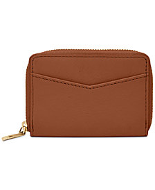 Fossil RFID Zip Card Case