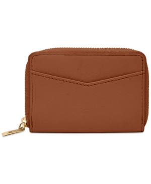 Fossil  RFID ZIP MINI CARD CASE