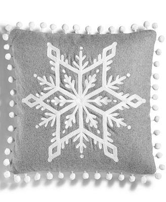 CLOSEOUT! Martha Stewart Collection Snowflake 18