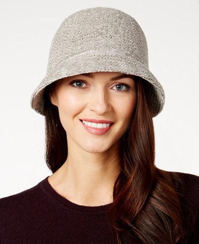 August Hats Chenille Cloche