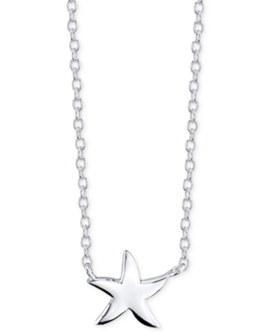 Unwritten Starfish Pendant...