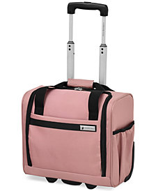 "London Fog Southbury 15"" Wheeled Under-Seat Bag, Created for Macy's"