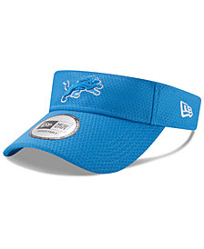 New Era Detroit Lions Training Visor