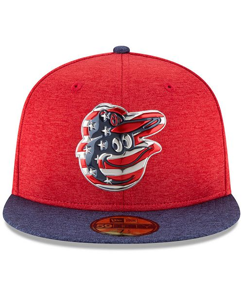 detailed look a94eb 31eee New Era. Boys  Baltimore Orioles Stars   Stripes 59FIFTY Cap. Be the first  to Write a Review. main image  main image  main image ...