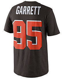 Nike Men's Myles Garrett Cleveland Browns Pride Name and Number T-Shirt
