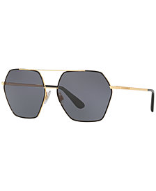Dolce & Gabbana Polarized Sunglasses, DG2157
