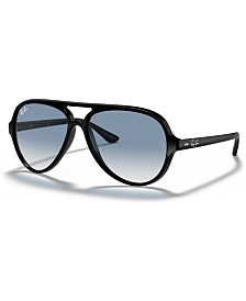 Ray-Ban Sunglasses, RB4125 CATS 5000