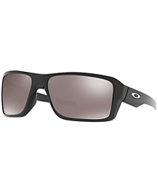 Oakley Polarized Double Edge Sunglasses, OO9380