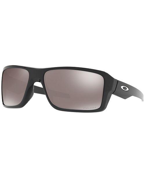 Oakley Polarized Double Edge Polarized Sunglasses , OO9380