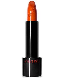 Shiseido Rouge Rouge Lipstick, 0.14 oz.
