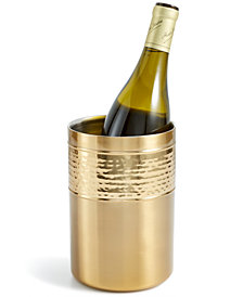 CLOSEOUT! Martha Stewart Collection Barware with a Twist Wine Chiller, Created for Macy's