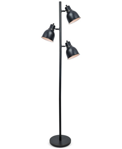 Lite Source Galvin 3-Light Floor Lamp