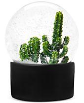 Celebrate Shop Cactus Snow Globe, Created For Macy's