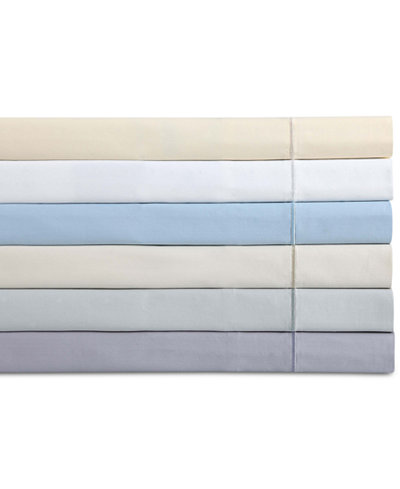 Charisma Classic Cotton Sateen 310 Thread Count Solid Sheet Set Collection