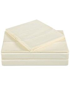 CLOSEOUT! Classic Cotton Sateen 310 Thread Count Pair of Standard Pillowcases