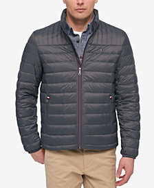 Tommy Hilfiger Men's Big & Tall Packable Puffer Coat
