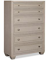 Kendall 6 Drawer Chest, Created for Macy's