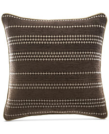 "CLOSEOUT! Croscill Clairmont 18"" Square Decorative Pillow"
