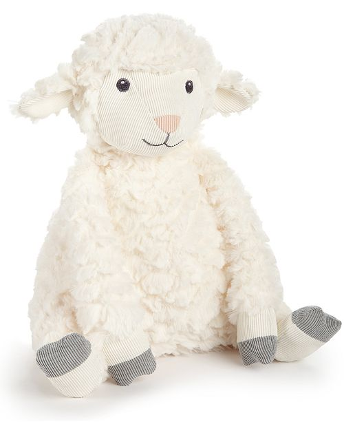 First Impressions Baby Boys Girls 11 Plush Lamb Created For