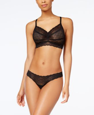 Sweet Treats Infinity Sheer Lace Thong TREAT0327, Online Only