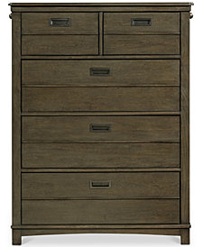 Varsity Kids 5 Drawer Chest