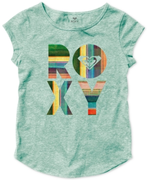 Roxy Graphic-Print T-Shirt,...