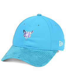 New Era Charlotte Hornets On-Court Collection Draft 9TWENTY Cap