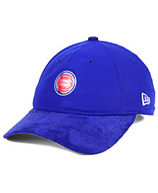 New Era Detroit Pistons On-Court Collection Draft 9TWENTY Cap