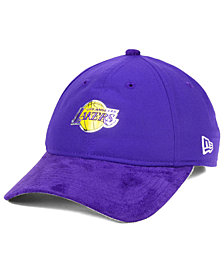 New Era Los Angeles Lakers On-Court Collection Draft 9TWENTY Cap