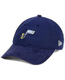 New Era Utah Jazz On-Court Collection Draft 9TWENTY Cap