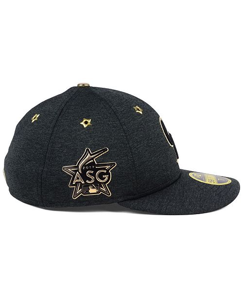 separation shoes 265bf d418f New Era Colorado Rockies 2017 All Star Game Patch Low Profile 59FIFTY  Fitted Cap ...