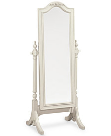 Gabriella Kids Cheval Storage Mirror