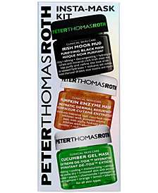 Peter Thomas Roth 3-Pc. Insta-Mask Set
