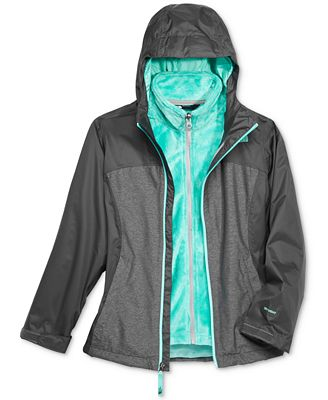 The North Face Osolita Triclimate Jacket, Little Girls & Big Girls ...