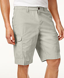 "Tommy Hilfiger Big and Tall 10"" Classic Cargo Shorts"