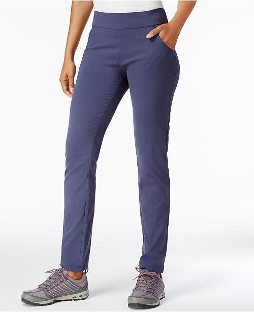 7dec70df4ab Columbia Anytime Pull-On Straight Leg Pants   Reviews - Pants ...