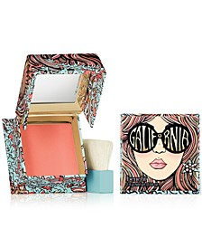 GALifornia Box O' Powder Sunny Golden Pink Blush Mini