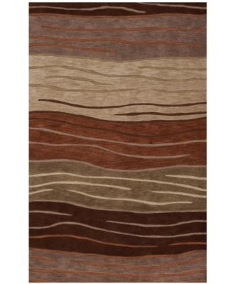 "Area Rug, Studio SD306 Autumn 3' 6"" x 5' 6"""