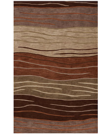 "Dalyn Area Rug, Studio SD306 Autumn 3' 6"" x 5' 6"""