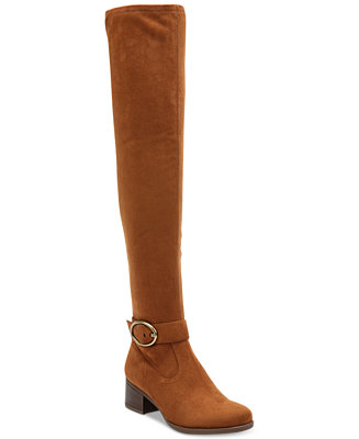 9506d88b000 Naturalizer Dalyn Over-The-Knee Boots   Reviews - Boots - Shoes - Macy s