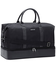 Receive a FREE Duffel with any large spray purchase from the Kenneth Cole Men's fragrance collection