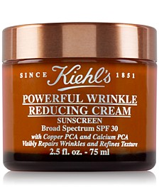 Powerful Wrinkle Reducing Cream Sunscreen SPF 30, 2.5-oz.