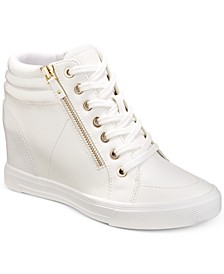 Women's Kaia Wedge Sneakers