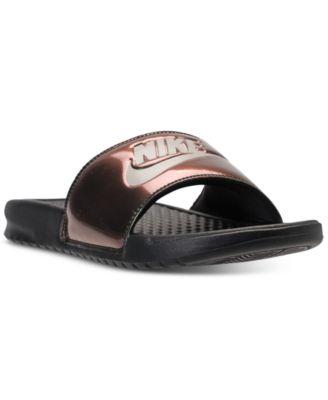 Nike women benassi jdi print slide sandals from finish tif 400x489 Nike  benassi elite slides for 1e0ad1fb0